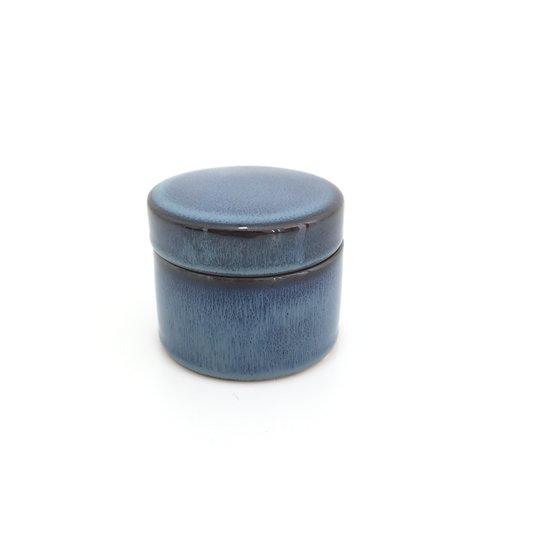 Caixa Redonda de Ceramica P