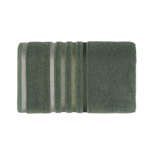 Toalha de Banho Fio Penteado Lumina Verde Bonsai e Verde